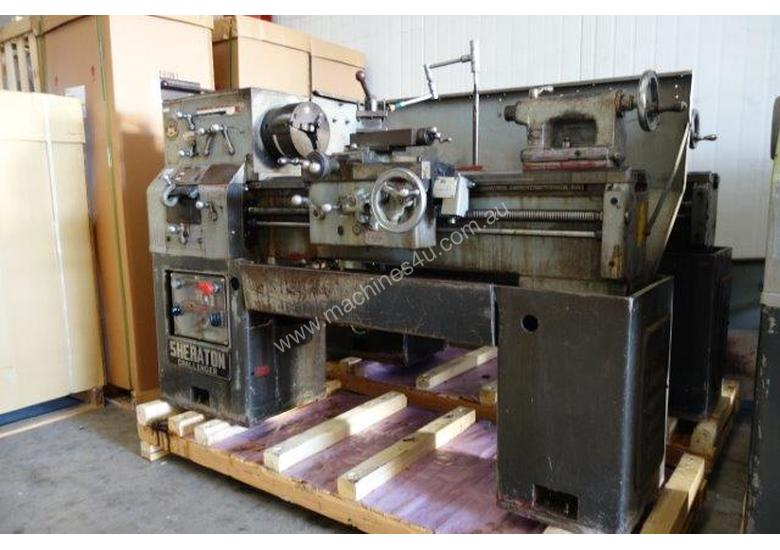 415v 330mm Swing Centre Lathe