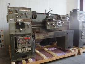 Centre Lathe, 330x1000mm Turning Capacity - picture2' - Click to enlarge