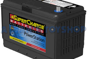 BATTERY N70ZZ 12V 600CCA 305x172x208mm