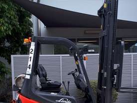 Used Forklift:  H18T Genuine Preowned Linde 1.8t - picture0' - Click to enlarge