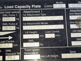 Used Forklift:  H18T Genuine Preowned Linde 1.8t - picture2' - Click to enlarge