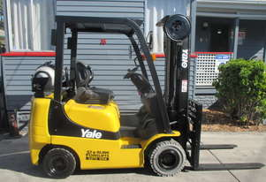 Yale 2 ton Container Mast Used Forklift #1480