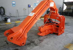 SFV300 Excavator Mount Hydraulic Vibratory Hammer  Suit 30 to 40 ton Class  Cesco Deep Foundation Eq