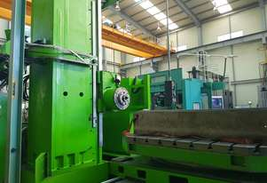 2009 Toshiba BTD13F.R22 Table type CNC Horizontal Boring Machine