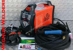 Magnum Welders Tig200P Digital Pulse DC Tig 200amp Welder $890