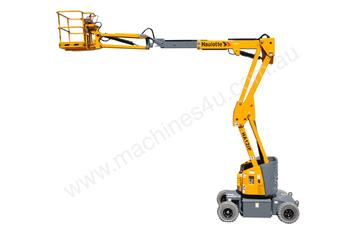 Haulotte 34ft Electric Knuckle Boom Lift