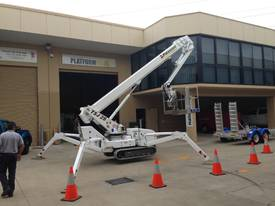 PALAZZANI TSJ 25 - 25m Spider Lift. Price from $780 per week. - picture0' - Click to enlarge