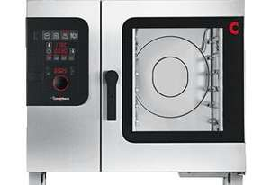 7 TRAY ELECTRIC COMBI-STEAMER OVEN - BOILER SYSTEM