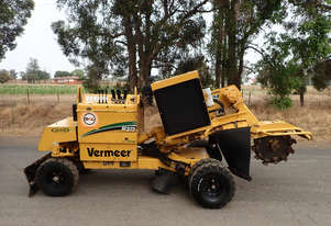 Vermeer SC372 Stump Grinder Forestry Equipment