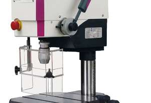 METEX by OPTIMUM Precision Industrial Bench Drilling Machine High Speed 3000rpm Variable Speed DX15V