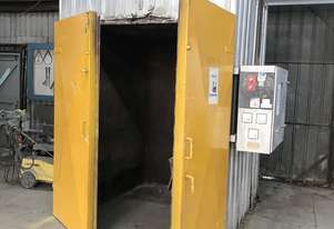 Industrial Heavy Duty Electric Insulated Oven - Major Furnaces