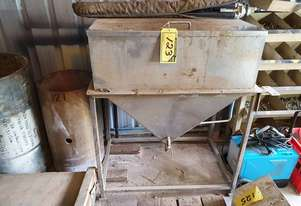PARTS WASHER STAINLESS STEEL