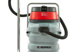 Kerrick KVAC60PE 3 Motor Commercial Wet and Dry Vacuum