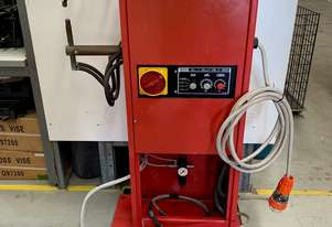 TECNA SPOT WELDER THREE PHASE FREE STANDING