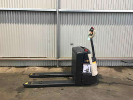 Crown WP2300 Walk Behind Forklift - picture1' - Click to enlarge