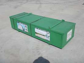 Dome Storage Shelter PVC Fabric - picture0' - Click to enlarge