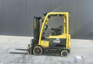 2.495T 4 Wheel Battery Electric Forklift