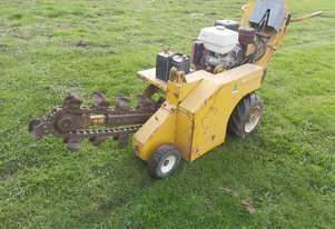 Wenco   Self Propelled Trencher