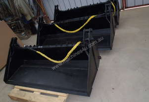 Skidsteer 4 in 1 Bucket NEW