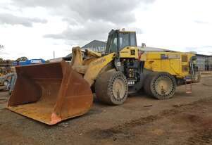 2011 Komatsu WA600-6 Wheel Loader *CONDITIONS APPLY*