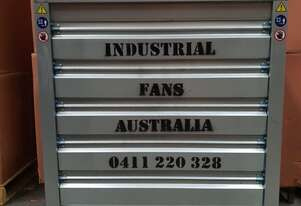 Industrial Axial Flow Floor Fan