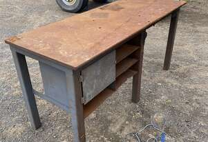 Home Made Welding Benches