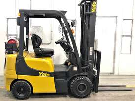 2.0T LPG Counterbalance Forklift - picture0' - Click to enlarge