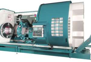 LATHE CNC 50-55-60 INCH SWING OVER SLANT BED