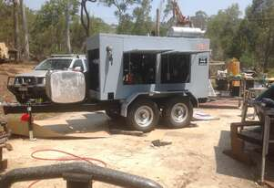 Elgi Towable diesel air compressor