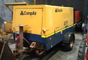 C110-9 , 400cfm , starts and runs , 2008 model ,