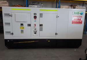 End of Year Special 200KVA Standby Series Generator for sale 220 KVA