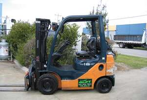 ** RENT NOW **   TOYOTA 1.8t Container mast with Rotator