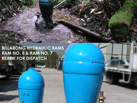 BILLABONG HYDRAUL. WATER RAMS-SALE BY MANUFACTURER - picture3' - Click to enlarge