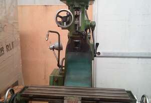 Hafco Milling Machine