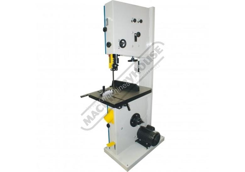 BP-500 Wood Band Saw 510mm throat x 335mm Height Capacity
