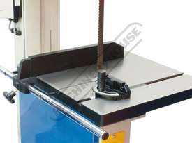 BP-500 Wood Band Saw 510mm throat x 335mm Height Capacity - picture5' - Click to enlarge
