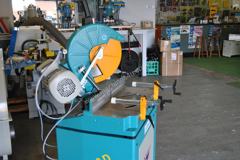 New 2015 Luna Kd 350ds 350mm Mitre Saw Mitre Saws In