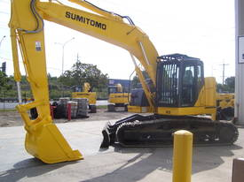 Sumitomo SH235X-6 Excavator - picture3' - Click to enlarge