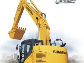Sumitomo SH235X-6 Excavator - picture1' - Click to enlarge