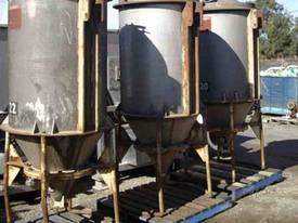 Mild Steel Tanks and Silos - picture2' - Click to enlarge