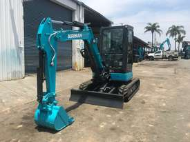 2020 NEW AIRMAN AX38UCG-6ASB EXCAVATOR : 3.7 ton Cabin model - picture3' - Click to enlarge
