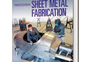 L3455 Professional Sheet Metal Fabrication Book 304 Colour Pages