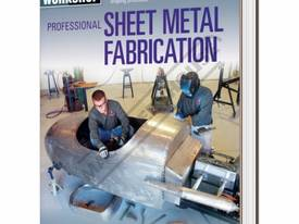 Professional Sheet Metal Fabrication Book 304 Colo