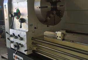 Everturn Big Bore Lathe, up to Ø 230mm Spindle Bore