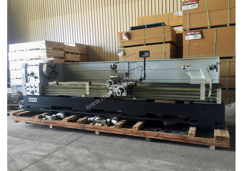 Everturn Big Bore Lathe, up to � 230mm Spindle Bore