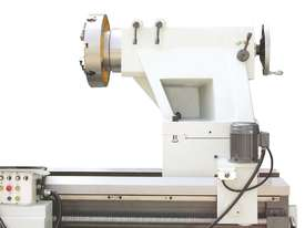 Everturn Big Bore Lathe, up to � 230mm Spindle Bore - picture6' - Click to enlarge