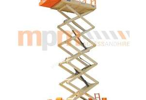 Mpm   40ft Hybrid Scissor Lift