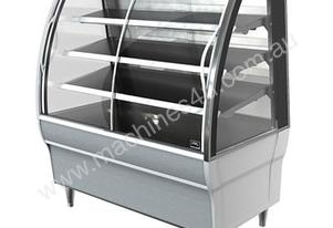 FPG 4A12-CU-FF 4000 Series Ambient Fixed Front Food Cabinet - 1200mm