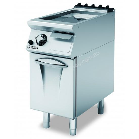 Mareno ANFT7-4ELC Smooth Chromed Fry Plate