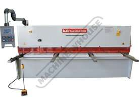 HG-4012 Hydraulic NC Swing Beam Guillotine - Deluxe 4000 x 12mm Mild Steel Shearing Capacity 1-Axis  - picture2' - Click to enlarge